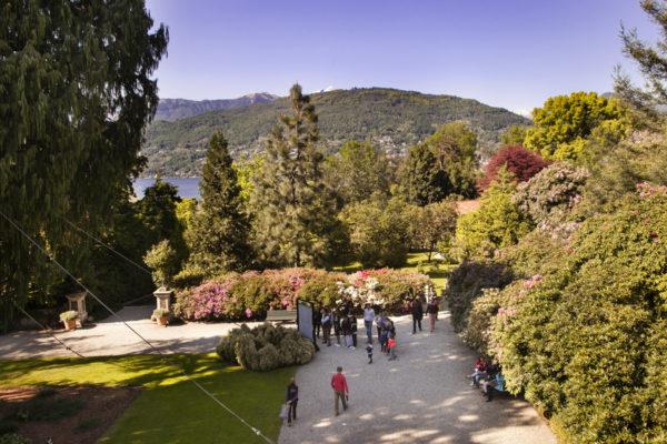 Giardini all'inglese di Isola Madre - Lago Maggiore