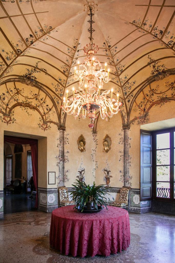 Interni Palazzo Borromeo - Isola Madre Cosa Vedere