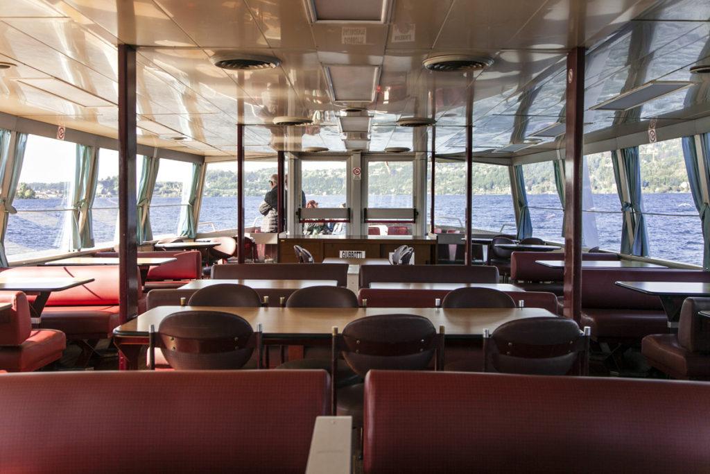 Interni Traghetto Lago Maggiore - Cosa vedere sul lago Maggiore