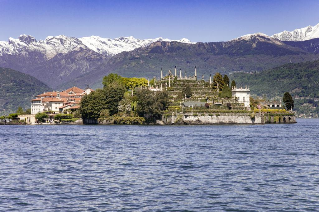 Isole Borromee nel Lago Maggiore