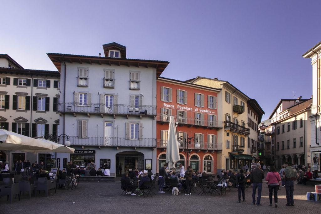 Laveno Mombello - Piazza Ranzoni