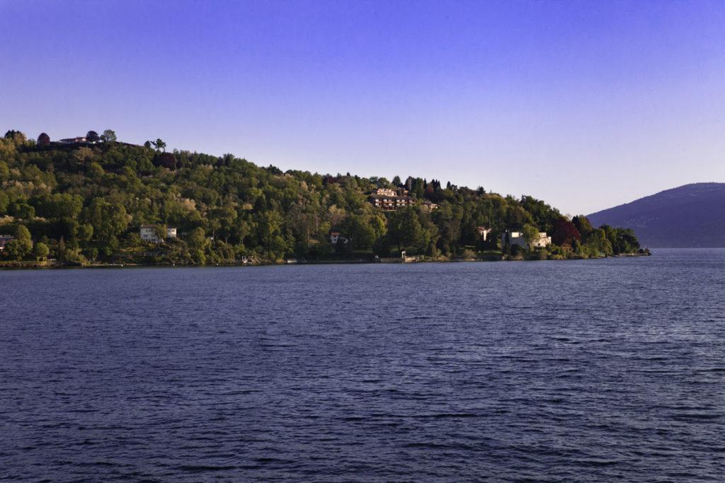 Laveno - Verbania Panorama del Lungolago