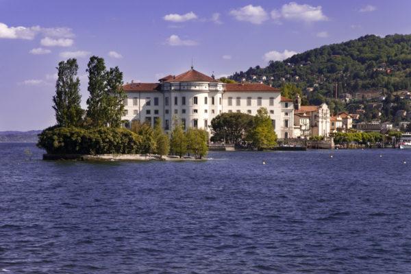 Palazzo Borromeo da Isola dei Pescatori