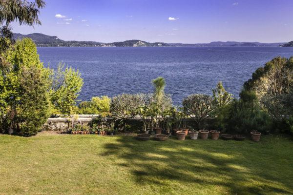 Panorama sul Lago Maggiore - Verbania