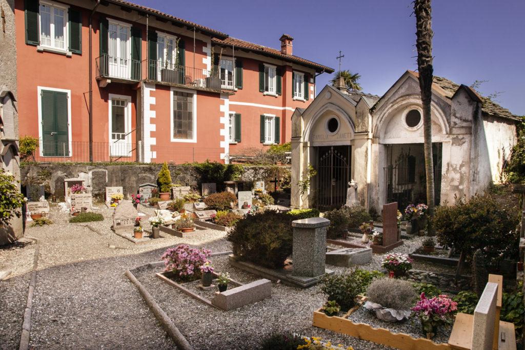 Piccolo Cimitero - Isola Superiore