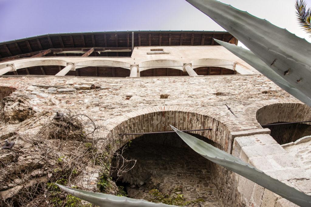 Porticati del Conventino di Santa Caterina del Sasso