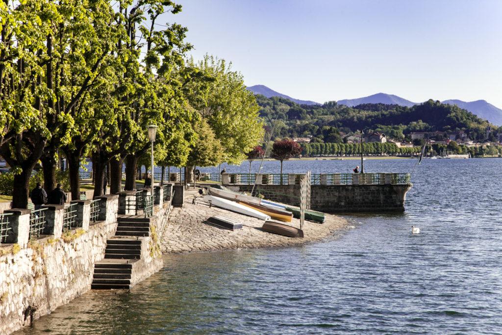 Porto e Barche ad Arona