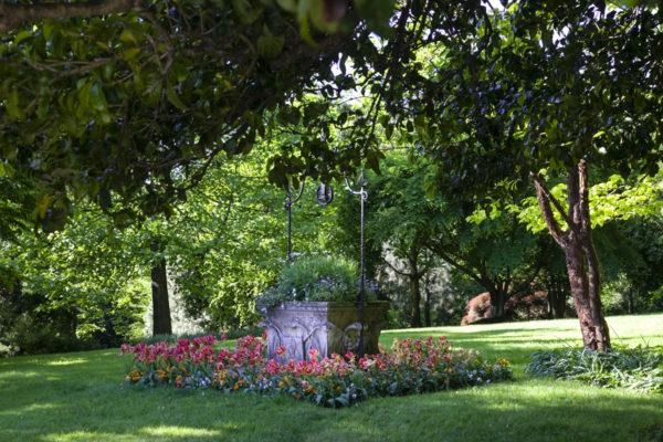 Pozzo nei Giardini all'inglese