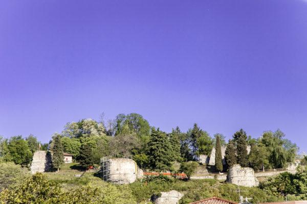 Resti del Castello Borromeo