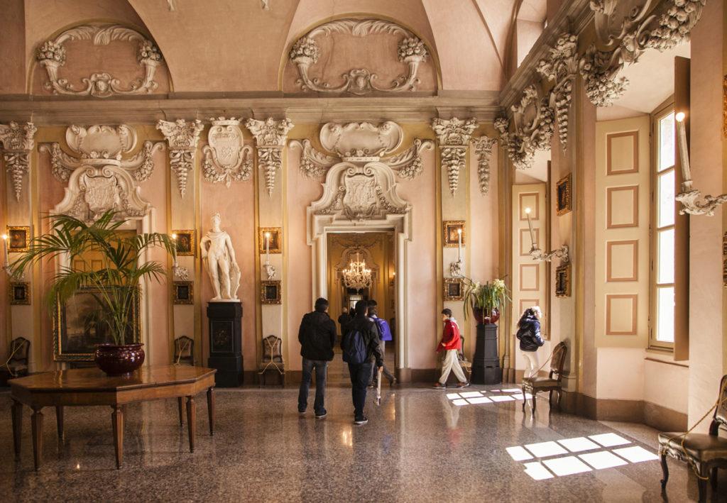 Salone Palazzo Borromeo