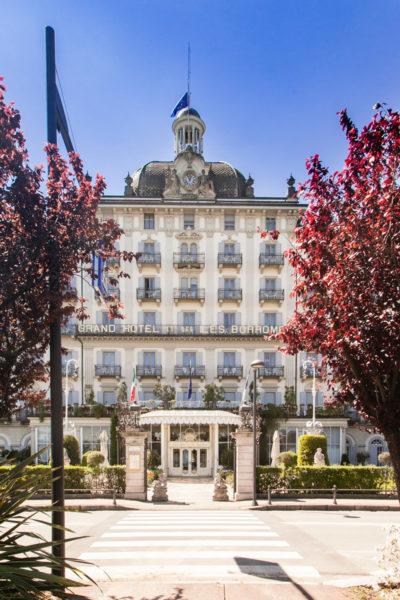 Stresa Grand Hotel des Iles Borromees