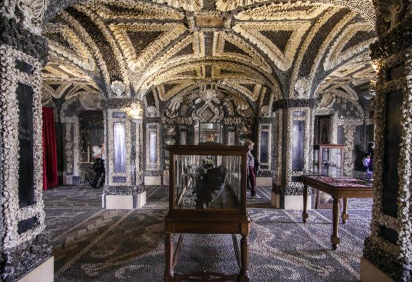 Teche e Percorso Museale al Palazzo dell Isola Bella