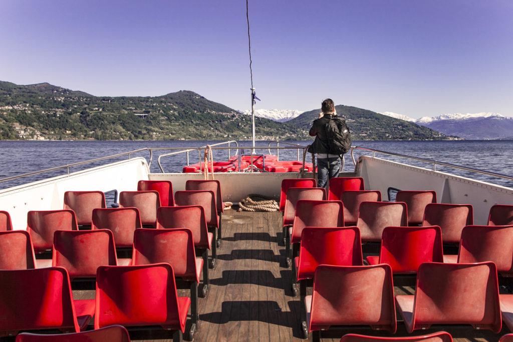 Traghetto Lago Maggiore Tour