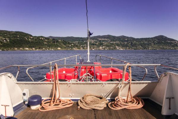 Traghetto del Lago Maggiore Tour - Trenord