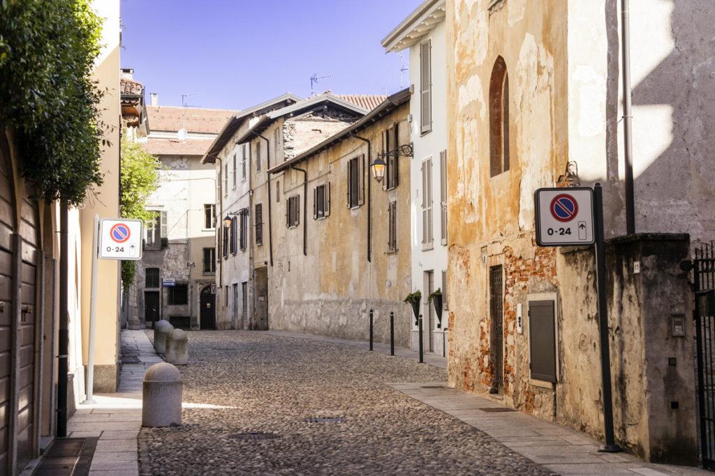 Vicoli del centro storico