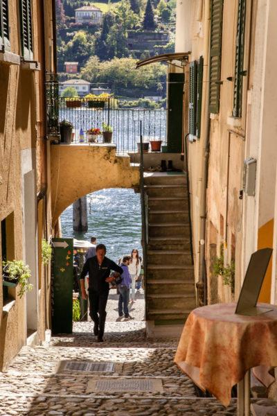 Vicolo sul Lago Maggiore - Isola dei Pescatori - Stresa
