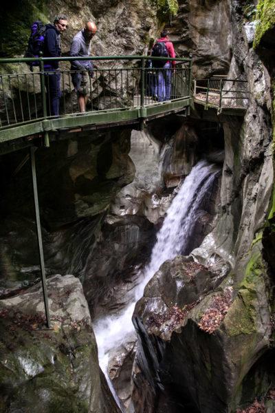 Cascata del Torrente Pioverna - Orrido di Bellano