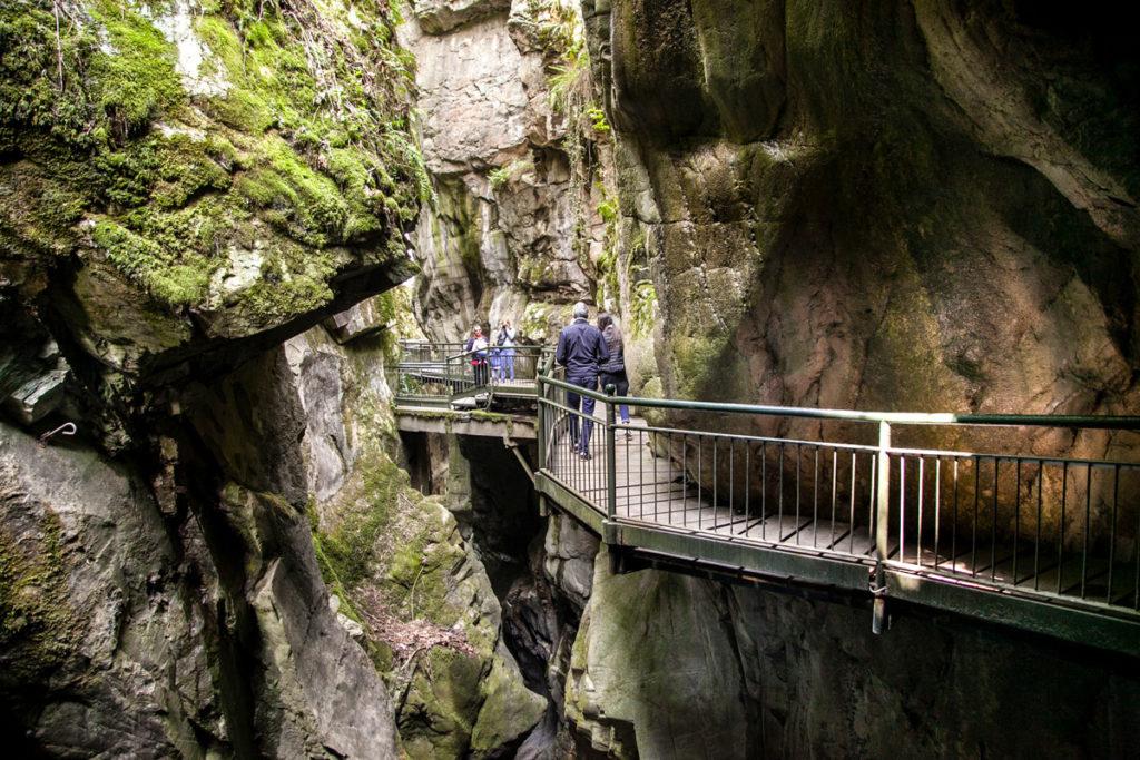Gita in mezzo alla natura - Orrido di Bellano - Lago di Como