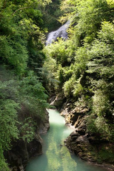 Natura Vegetazione e Cascate