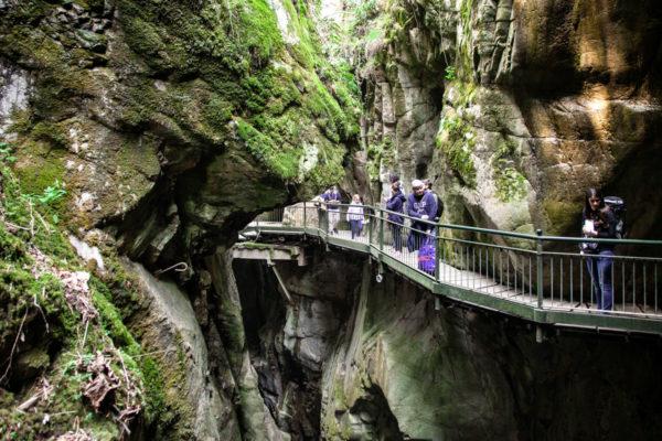 Passerelle di Legno - Bellano Lecco