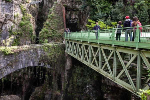 Ponte dell Orrido e Tubature