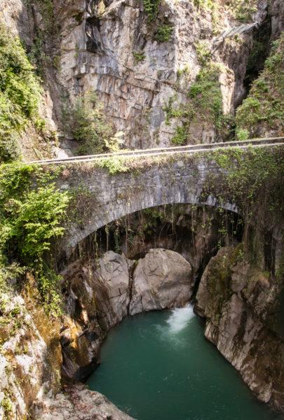 Ponte su Torrente Pioverna - Bellano