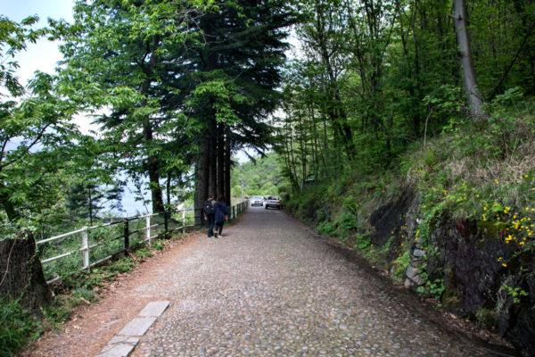 Sentiero a Colico - Provincia di Lecco