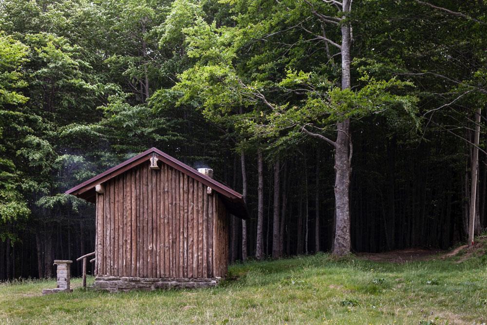 Campigna - Bivacco Area Camper