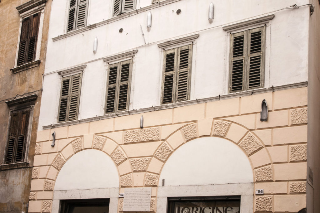 Casa con bombe a Rovereto