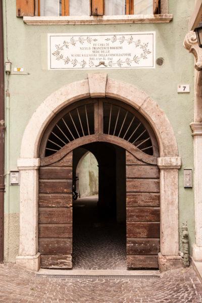 Casa di Nicolò Francesco Rosmini