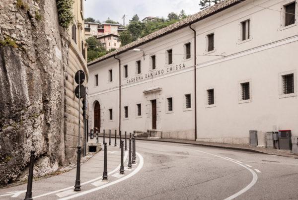 Caserma Damiano Chiesa