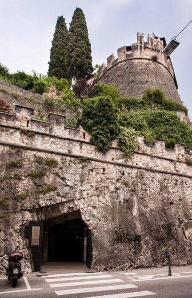 Castello e Ingresso al Museo Storico della Guerra