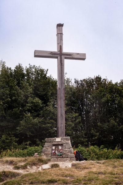 Croce sul monte Falterona