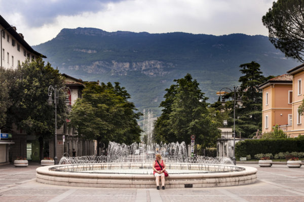 Fontana Piazza Antonio Rosmini - Filosofo
