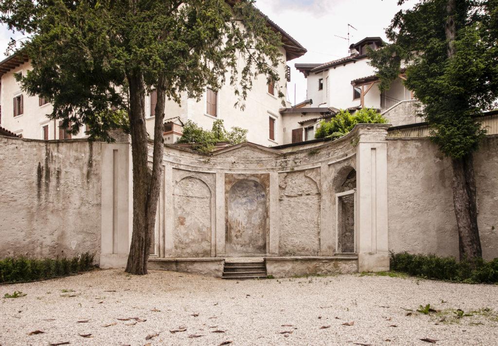 Giardini Chiesa sant'Osvaldo