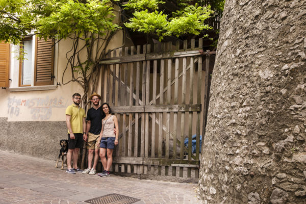 Grover Ste Checco e Vale a Rovereto