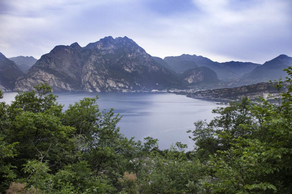 Lago di Garda - Sentiero Busatte Tempesta
