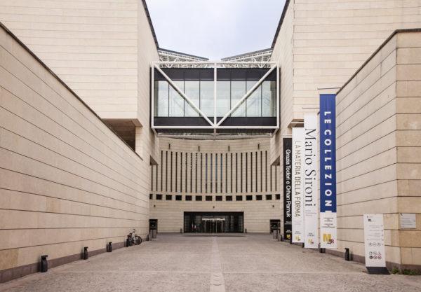 Mart - Sede Progettata da Architetto Mario Botta