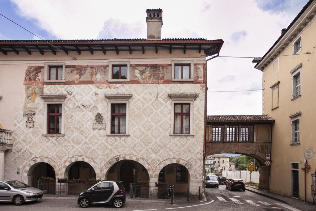Municipio di Rovereto - Porticati e Archi