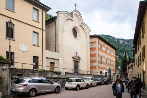 Municipio e Chiesa Via 4 Novembre