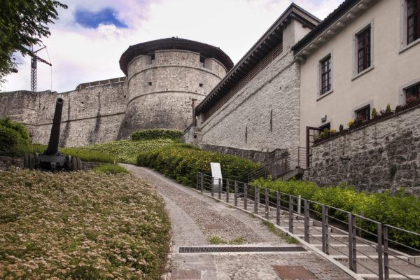 Museo della Guerra dentro al Castello di Rovereto