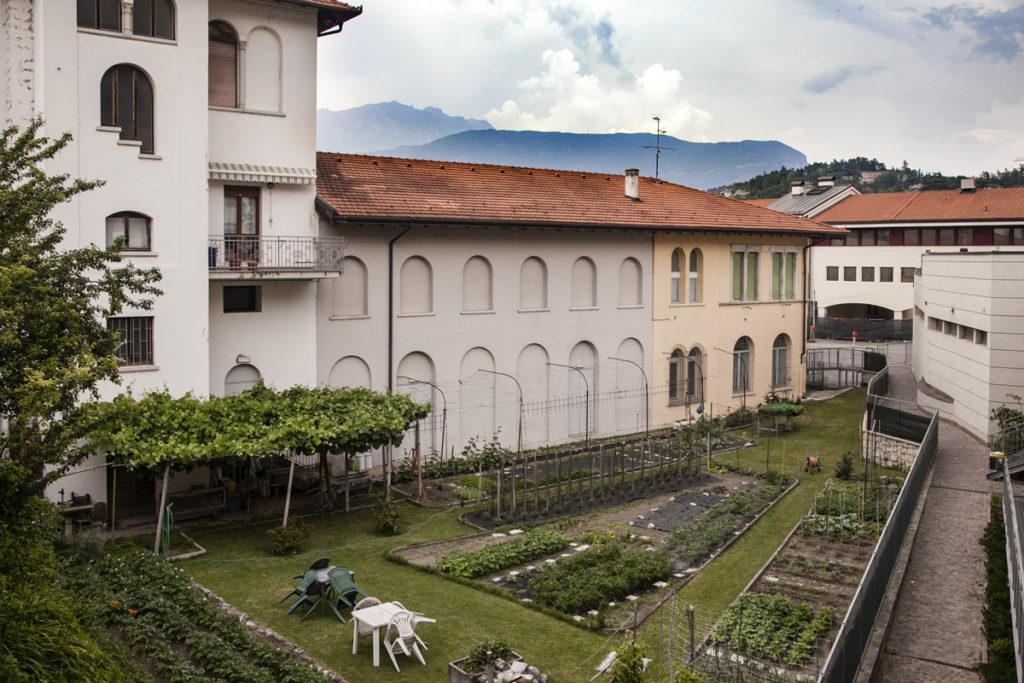 Orti e Giardini nel centro storico