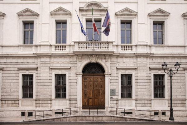 Palazzo Piomarta o Palazzo della Pubblica Istruzione - Rovereto