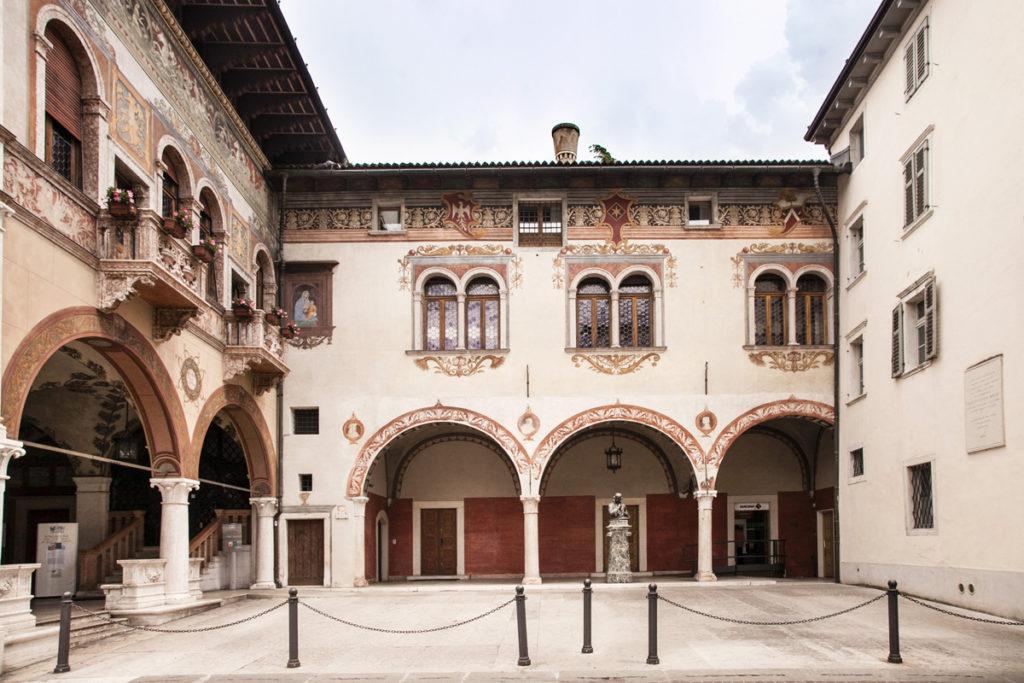 Palazzo del Ben - Corte Interna