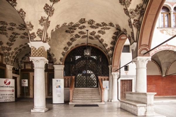 Palazzo del Ben - Ingresso