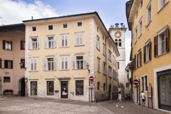 Piazza San Marco e Torre dell'Orologio - Rovereto