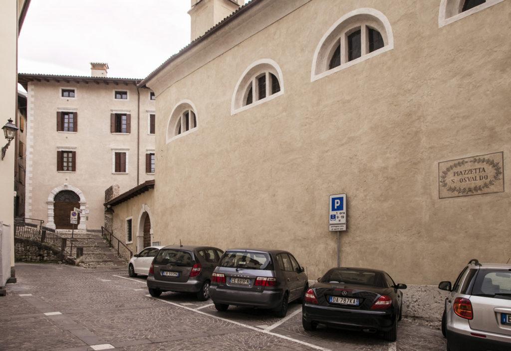 Piazzetta Sant'Osvaldo