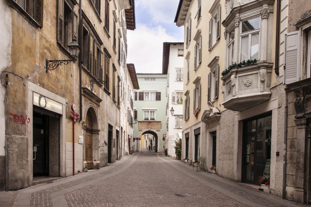 Porta San Marco - Antico Ingresso alla citta su via Rialto