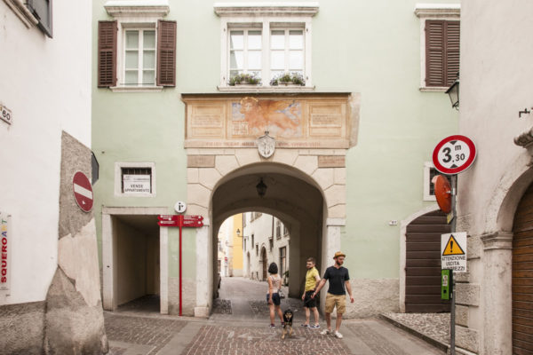 Porta San Marco - Ingresso Cittadino
