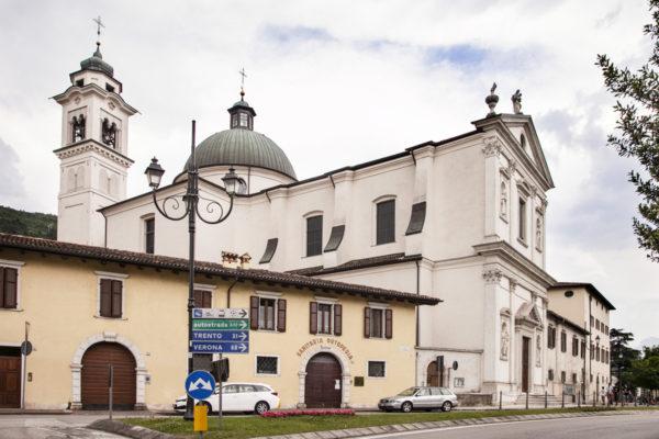 Rovereto Chiesa di Santa Maria del Carmine